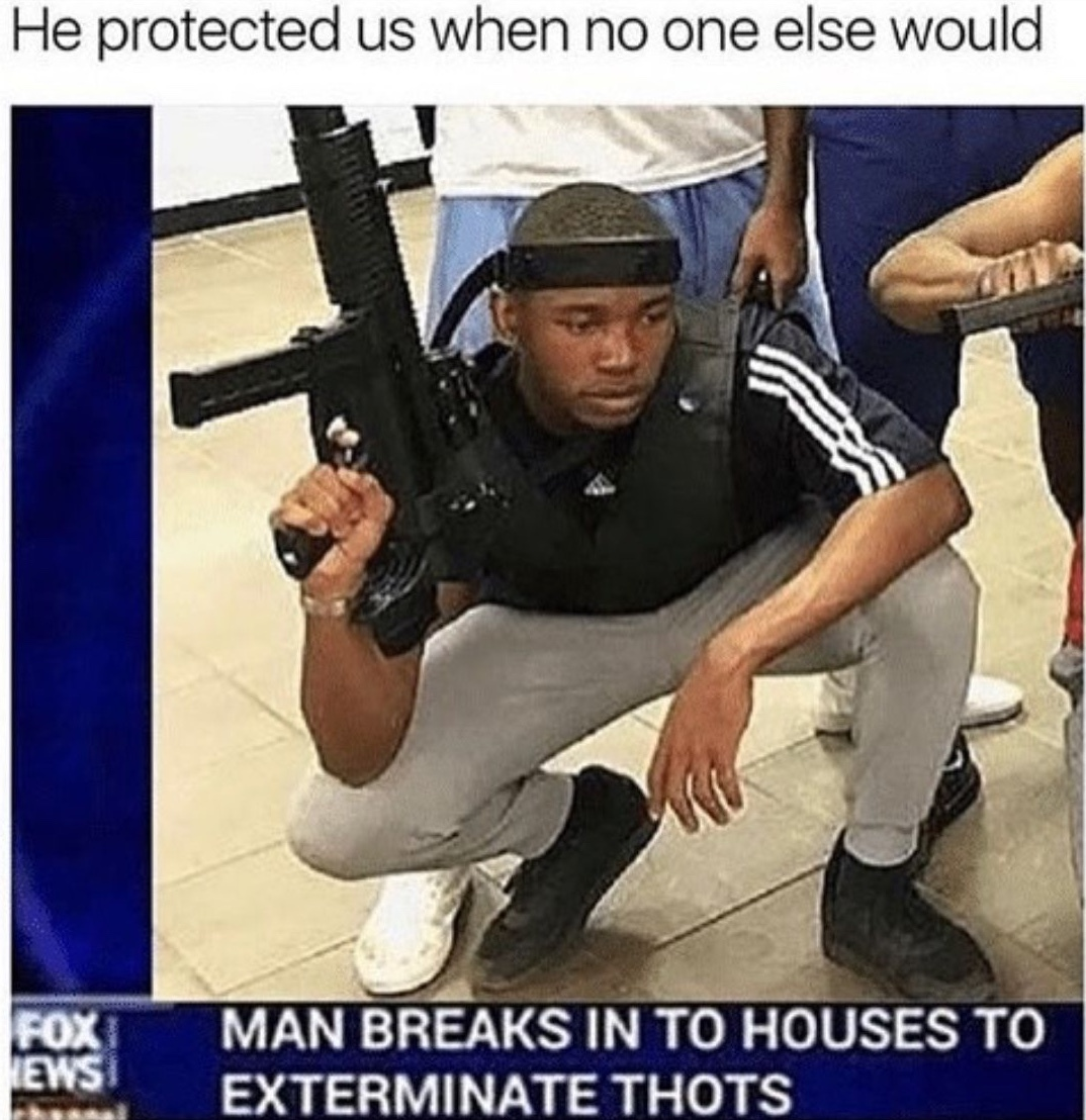 Thot patrol - meme