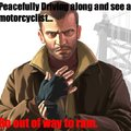 why do i love doing this so much in any GTA game or any game in general?