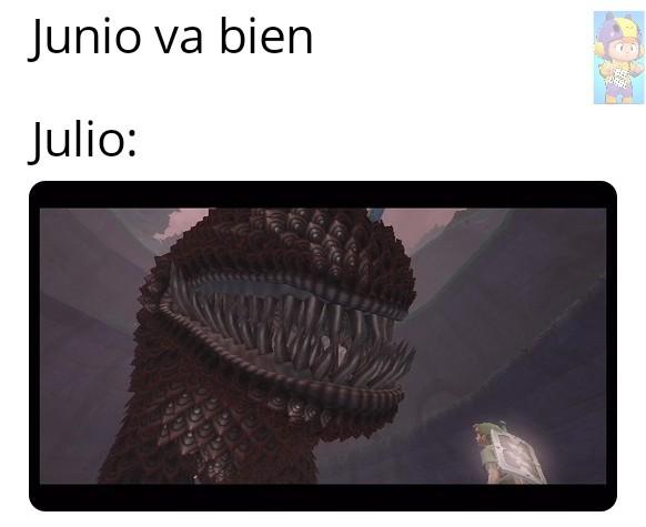 Ohhhh no - meme