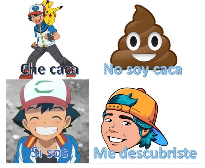 ash dice la verdad - meme