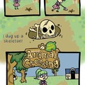Animal crossing funny