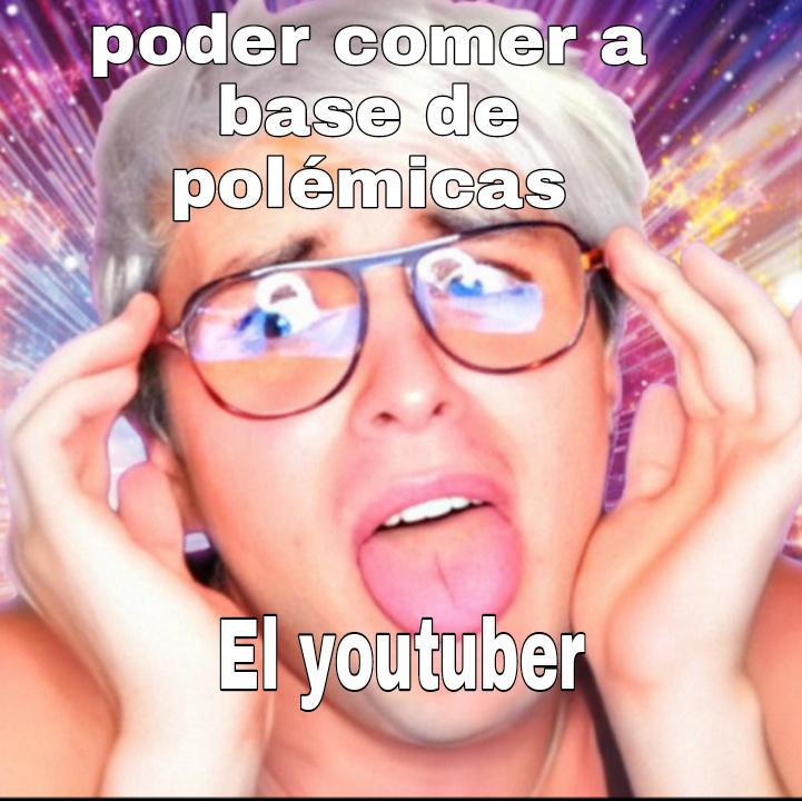 El youtuber - meme