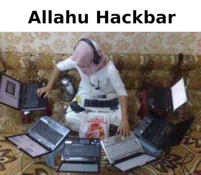 hackslam - meme
