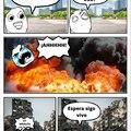 CAPITULO 0 DE HEROES DEL MAÑANA, esperense que todavia no acabo solo es una parte del comic
