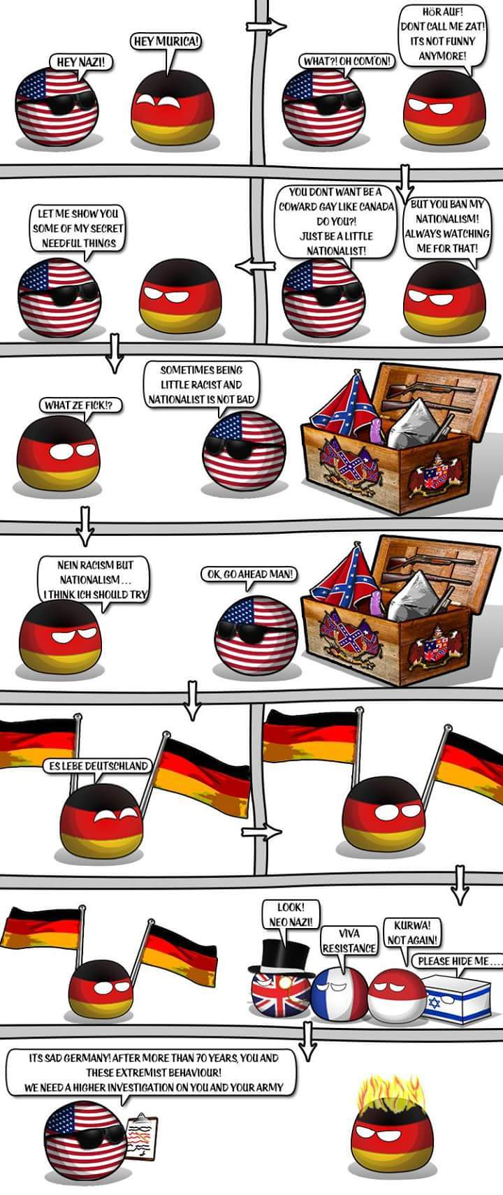 Nationalism - meme