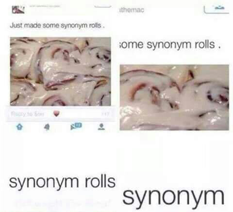 Just like grammar used to make - meme