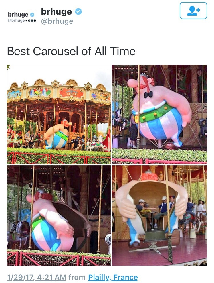 obelix goatse - meme