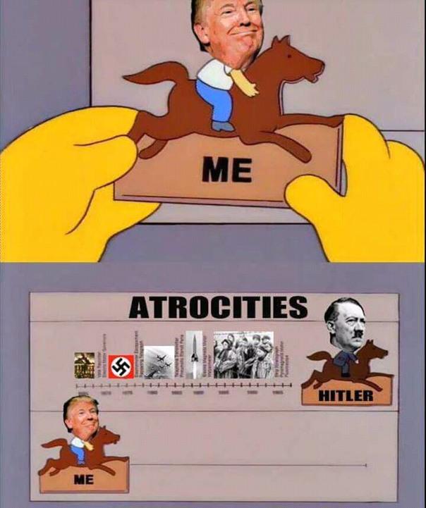 Nos destruiran a todos! - meme