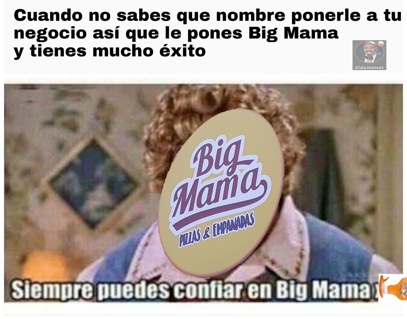 Big Mama - meme
