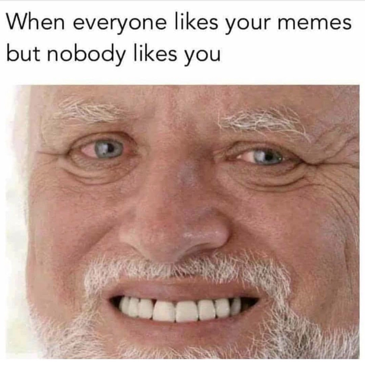 Sad meme