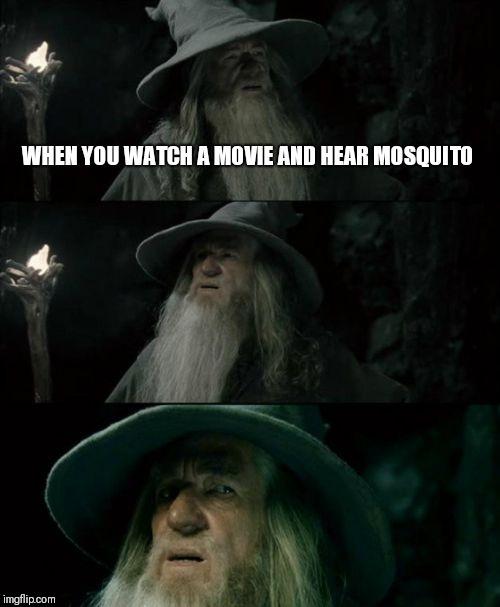 Mosquito - meme