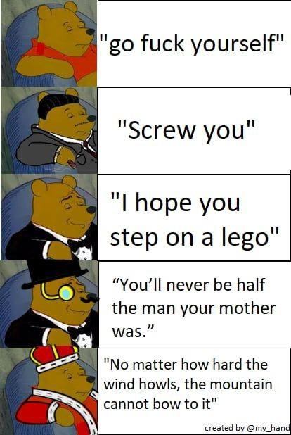 Oooof - meme