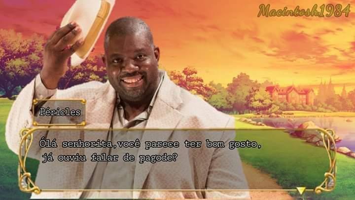Periclão is god - meme