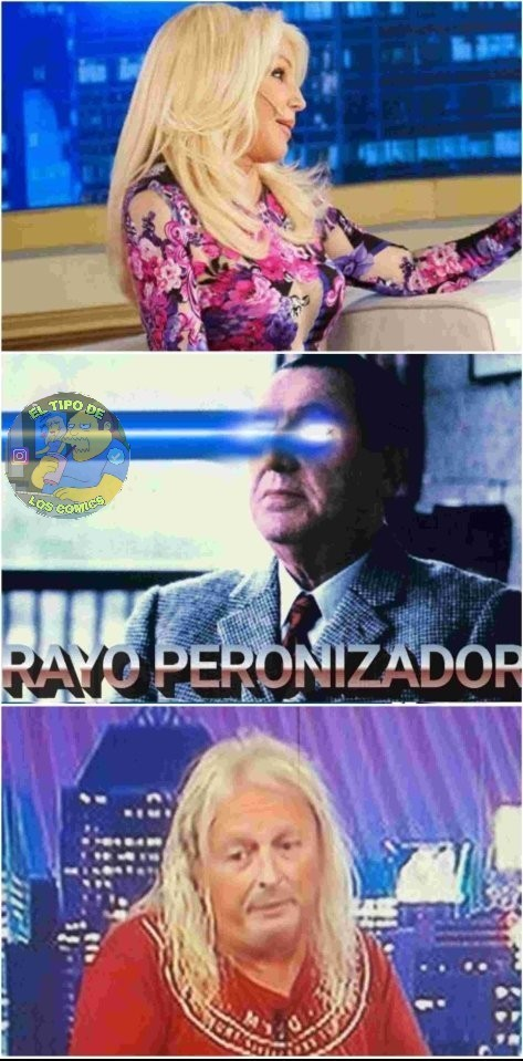 Susana peronizada - meme