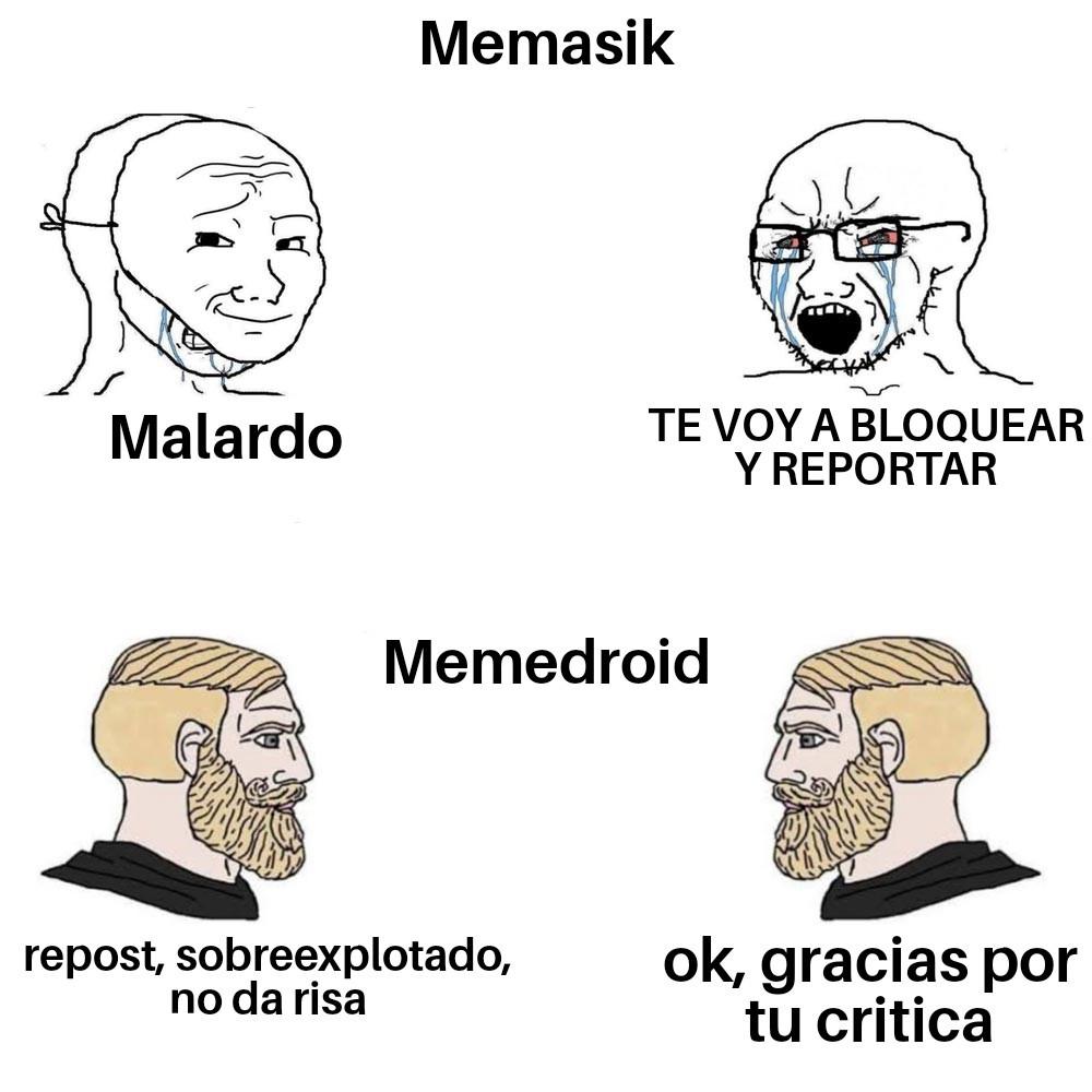 Sin ofender - meme