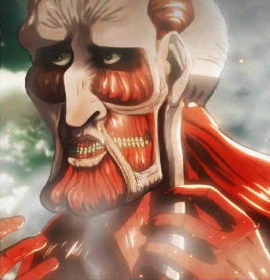 Titan guapo - meme
