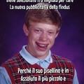 Parodia spot tv Pisellini findus