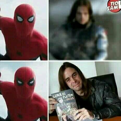 Mi libro - meme