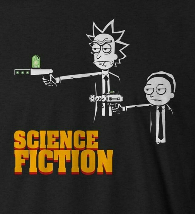 Science Fiction - meme