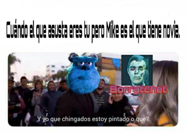 Pobre Sully - meme
