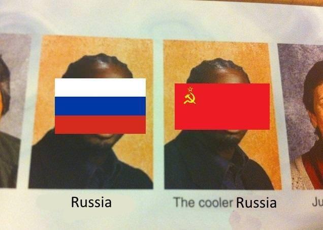 Šøvîēt ûñîōń - meme