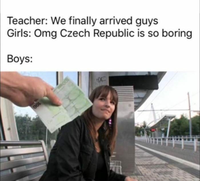 Czech - meme