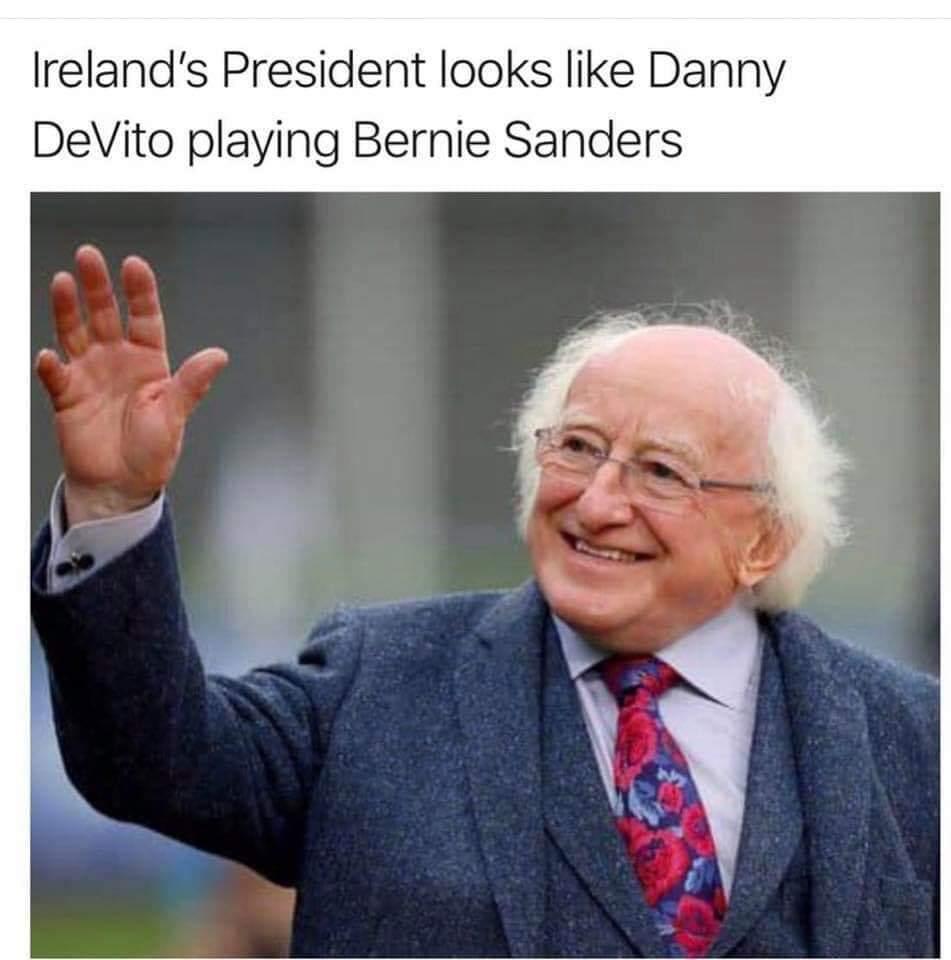 Dernie Sandito - meme