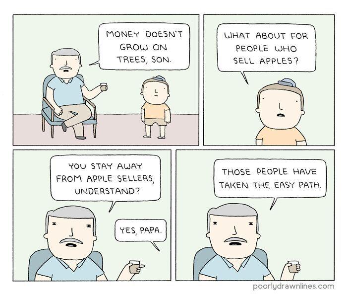 apples are tasty - meme