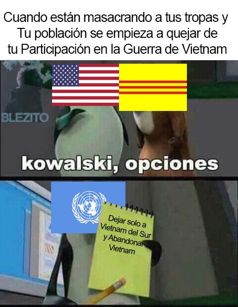 Sin dudas la mejor opcion de EEUU xd - meme