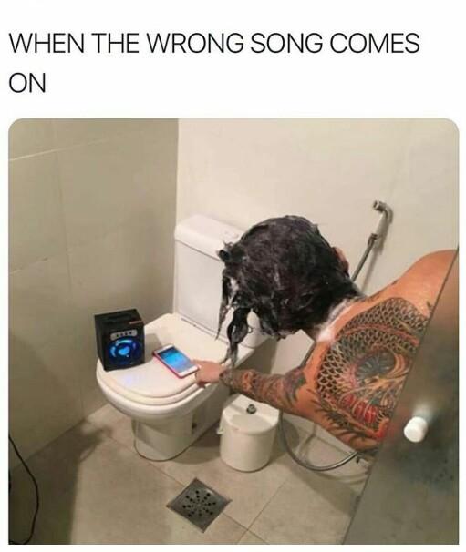 Skips Gucci Gang - meme