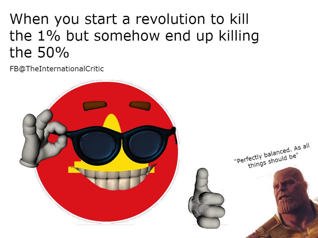 Cambodian Genocide - meme