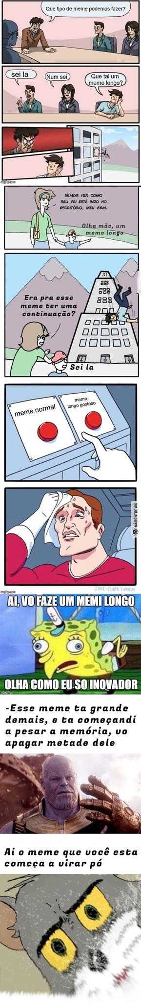 Inserir tag - meme