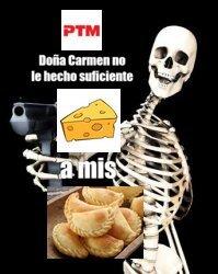 PTM doña Carmen - meme