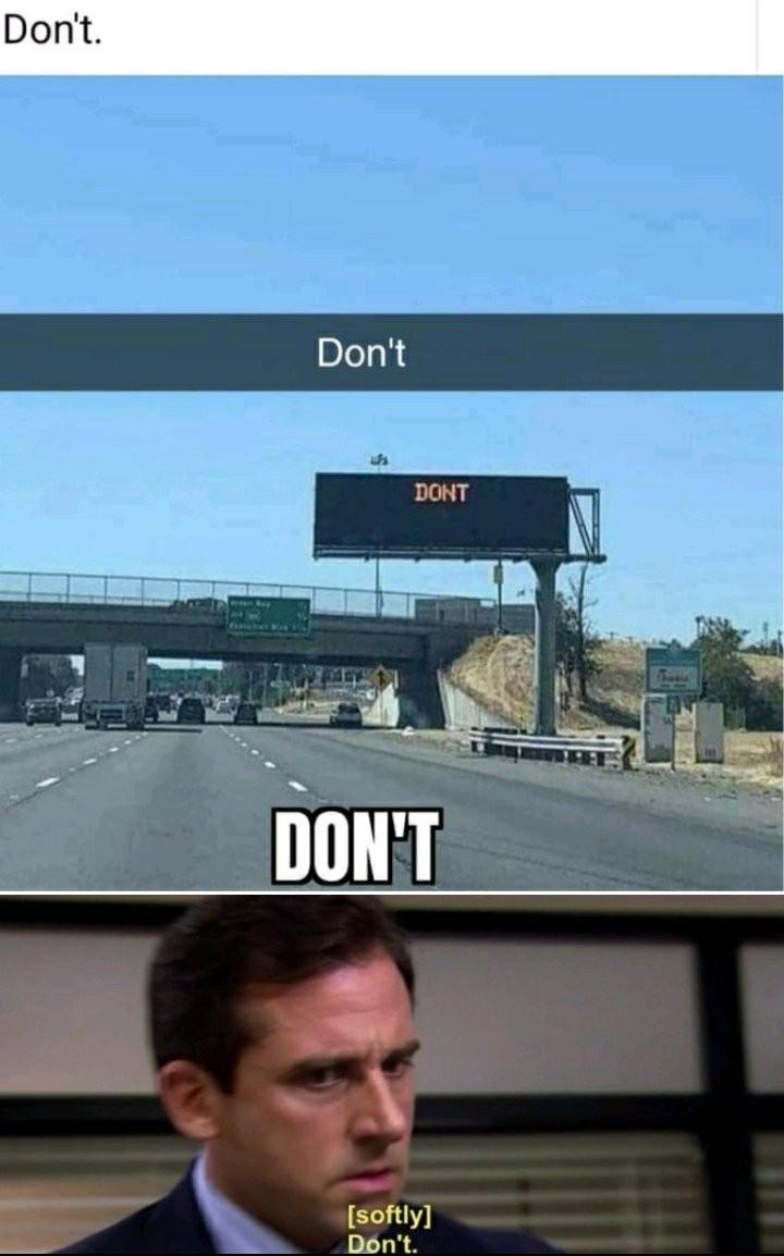 Don't - meme