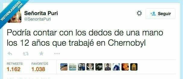 Chernobiiil - meme