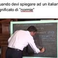 Il secondo commento è di Renzi