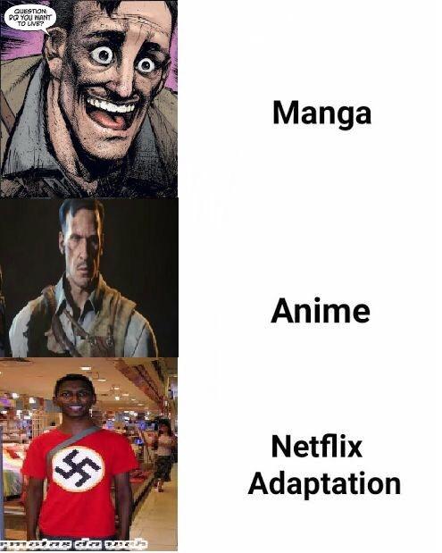 pra quem não entendeu ele é um cientista nazista - meme