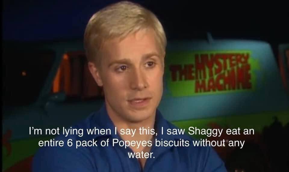 all hail the almighty shaggy!!! - meme