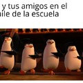Esos pinguinos