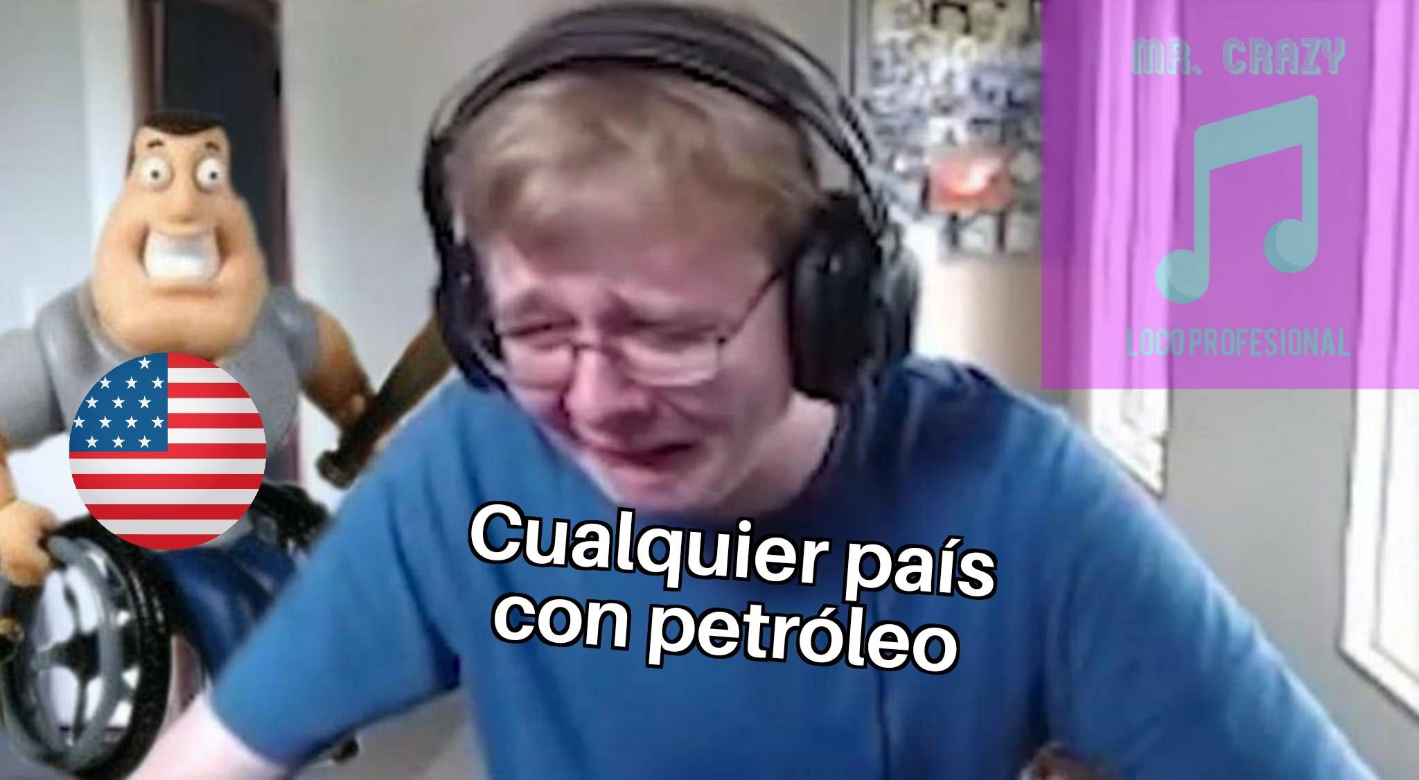 América del Norte - meme