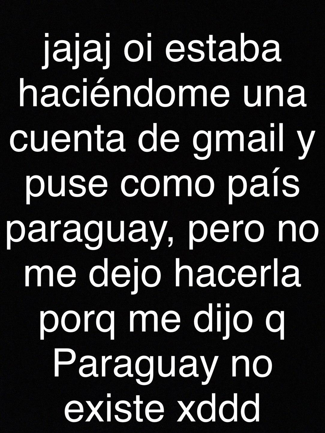Paraguay - meme