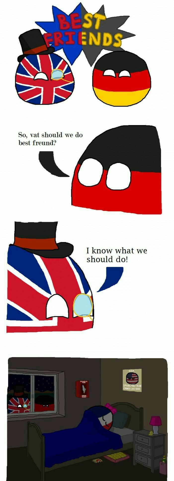 Francia murió - meme