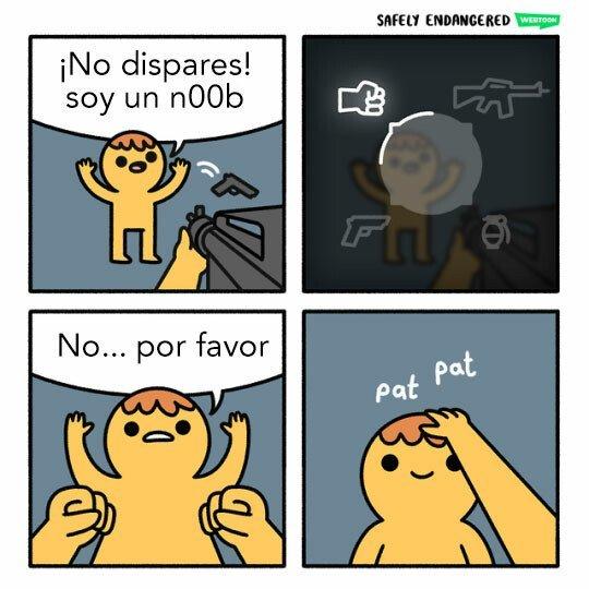No Dispares - meme