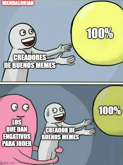 Sin ideas #1 - meme