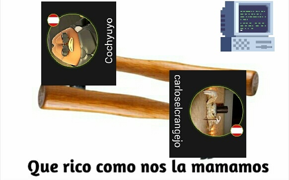 Cochyuyo be like: - meme