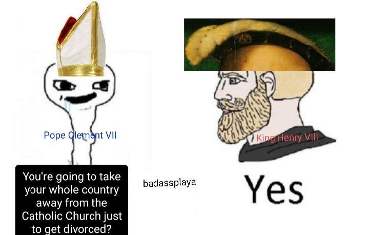 Chad Henry - meme