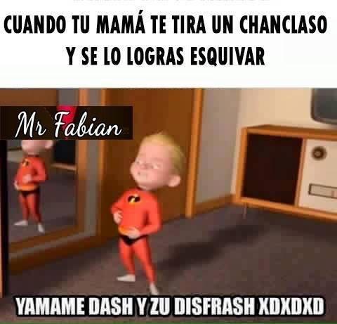 DASH - meme