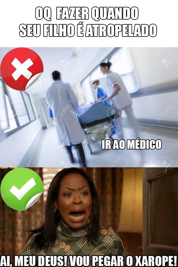 Xarope - meme