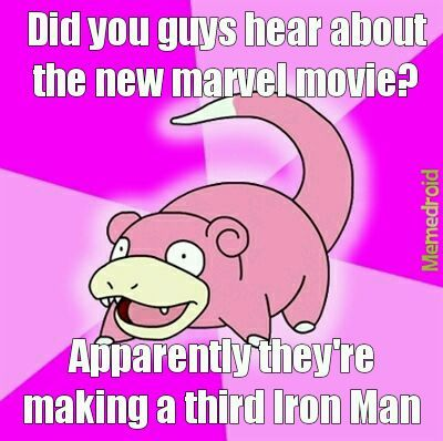 Show titles - meme