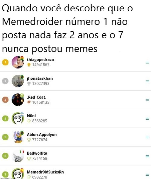 Traduzi do server americano - meme